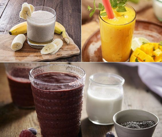 Smoothie recettes