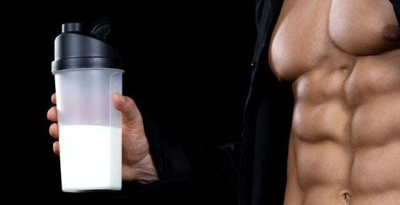 Whey musculation