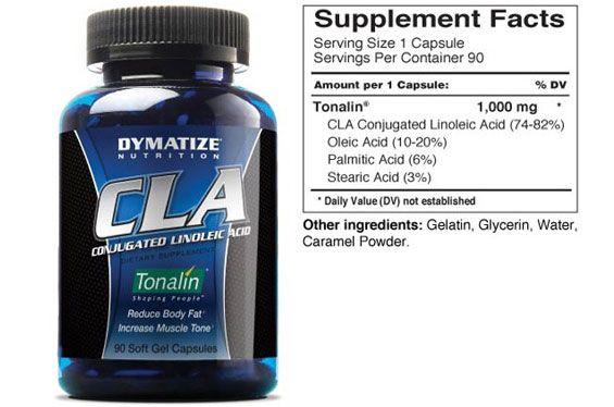 CLA supplément