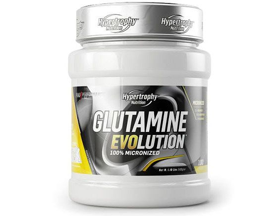 glutamine musculation