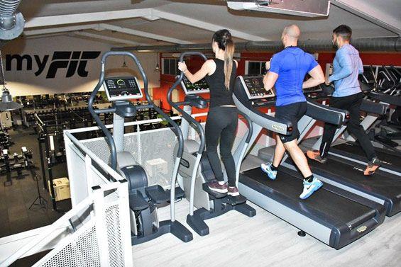 Faire du Fitness