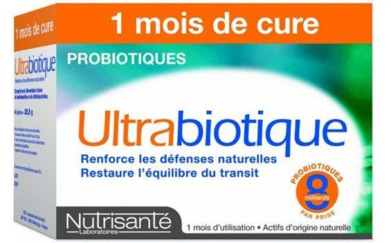Prébiotiques et probiotiques