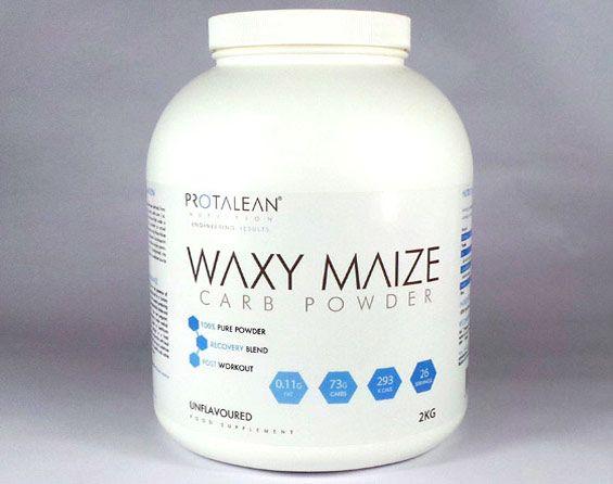 Waxy maize Musculation