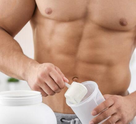 compléments alimentaires pour prendre du muscle